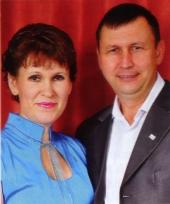 Анвар и Неля Лутфуллины