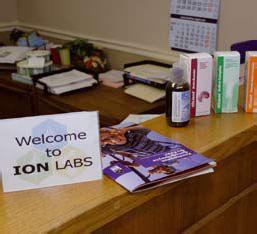 Компания Ion Labs, Inc.