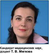 Татьяна Витальевна МЯГКОВА