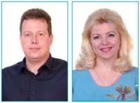 Ирина и Дмитрий Архиповы