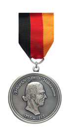 Медаль Ганеманна