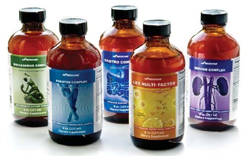 Коллоидные фитоформулы AD Medicine